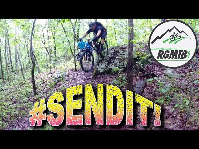 Getting Crazy At Mahlon Dickerson | MTB RGMTB Meetup Ride | New Jersey