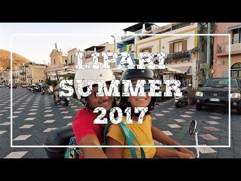 Lipari Summer 2017 [GOPRO 5 - DJI MAVIC PRO]