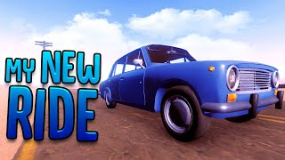 I Found The Perfect Abandoned Vehicle & Crashed It - The Long Drive