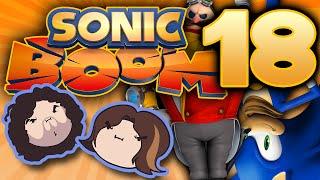 Sonic Boom: Self Five! - PART 18 - Game Grumps