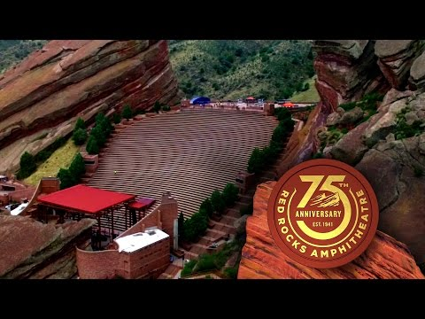 Red Rocks 75th Anniversary: A tribute from FOX31 Denver