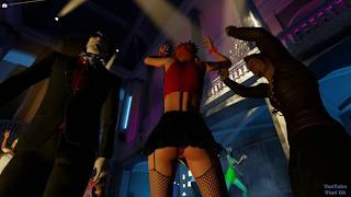 Секс онлайн компьютерная игра 3DXChat: вечер в Фреско клубе