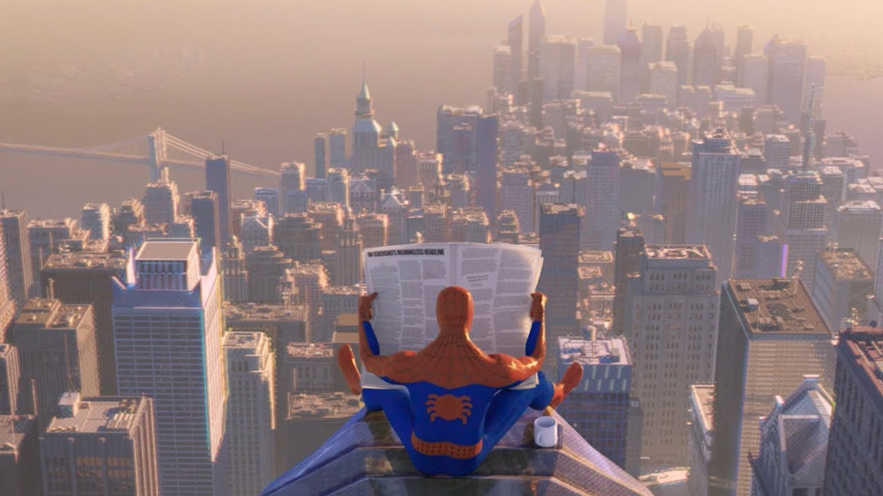В новом трейлере «Человек-Паук: Через вселенные» показали главных злодеев и Свин-паука