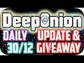 DeepOnion Update & MVP's are back!