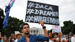 Trump ends DACA program, leaves it to Congress to act thumbnail