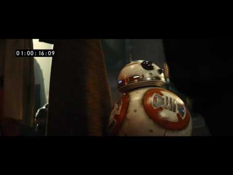 Star Wars  The Force Awakens Deleted Scene   Unkar Arm 2016   Daisy Ridley Movie