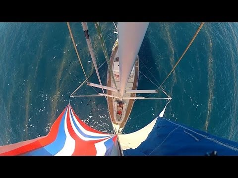 Sailing The Great Barrier Reef!- Sailing SV Delos Ep. 16