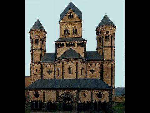 Романский и готический стили