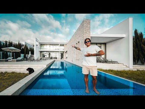 Download RICKARDS NEW HOUSE IN CYPRUS! (House Tour) | VLOGˢ 25