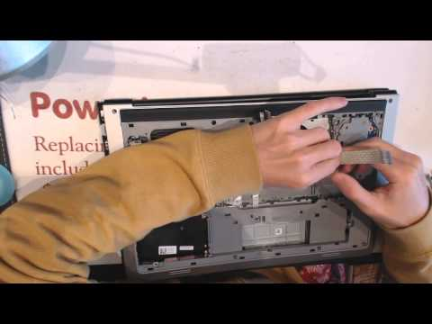 dell inspiron 15 5000 series p39f 15-5547 broken socket input port connector inlet repair fix