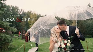 Edmonton Wedding of Erika & Chris