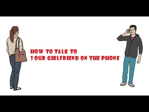 #1 How to Talk to Your Girlfriend on the Phone | HTDA