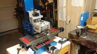 DIY CNC Mini Mill