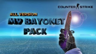 CSS -M9 Bayonet Pack Ct Arm- Download (ALL VERSION)
