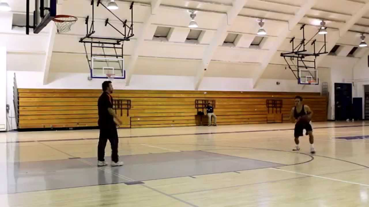 demonstration speech on how to shoot a basketball