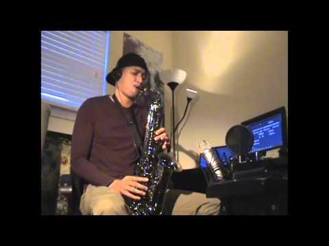 Adele - Hello - Alto Sax by charlez360