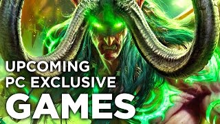 10 Awesome Upcoming Pc Exclusive Games In 2016