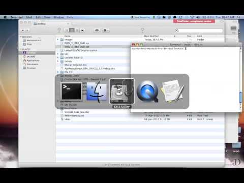 How To Create Bootable ISO Image Mac - Burn ISO Mac
