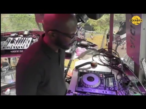 Black Coffee set at Ultra Music Festival in Miami 2016