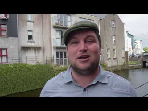John Connors at Galway Film Fleadh 2016