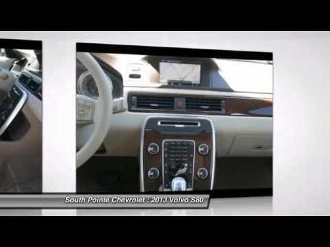 2013 Volvo S80 At South Pointe Chevrolet In Tulsa D1165424
