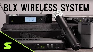 BLX Wireless System Overview