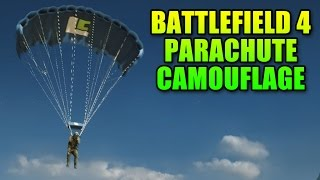 battlefield 4 Parachute Camos & Guide  BF4 Premium Camouflage