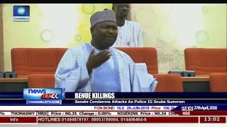 Senate Summons Buhari Over Killings In Benue, Other States