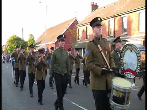 Protestant Boys East Belfast Parade 2016