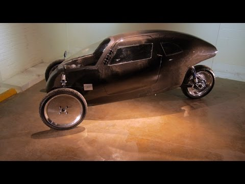 The Raht Racer Might Revolutionize Daily Commutes