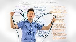 Should SEOs Care About Internal Links - Whiteboard Friday