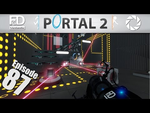 Portal 2 :: I'm Blind! :: Episode 87