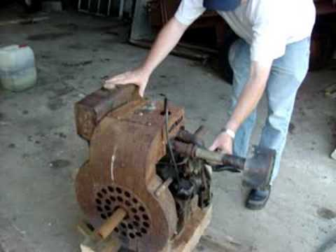 German WW2, U-Boat Diesel, MWM, at the Stationary Engine Collection, Denmark from YouTube · Duration:  1 minutes 15 seconds