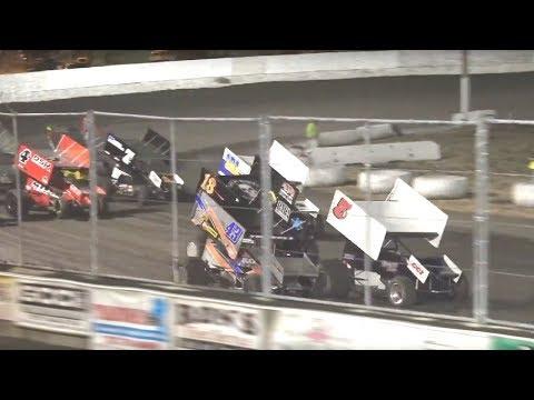 360 Sprints MAIN 9–9-17 Petaluma Speedway