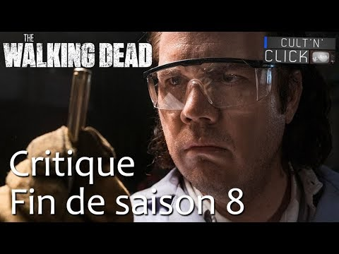 THE WALKING DEAD Saison 8 Épisodes 15&16 : Une Conclusion Ratée? Critique