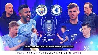Manchester City vs Chelsea   UEFA Champions League Final 2020-21   Live stream