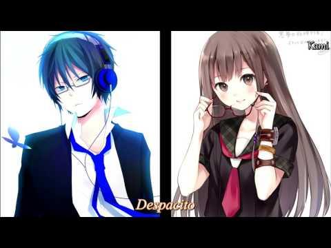 ♪Nightcore - Despacito (Switching Vocals)
