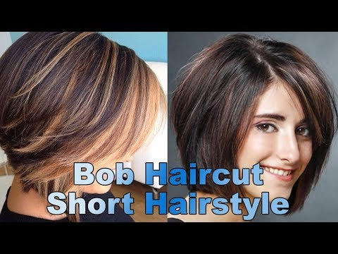 Bob Haircuts | short hairstyle for woman ❤😍