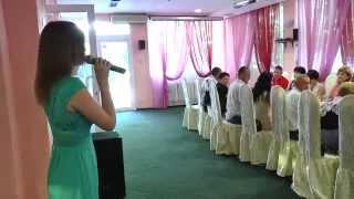 Аня Никитина ведущая свадеб