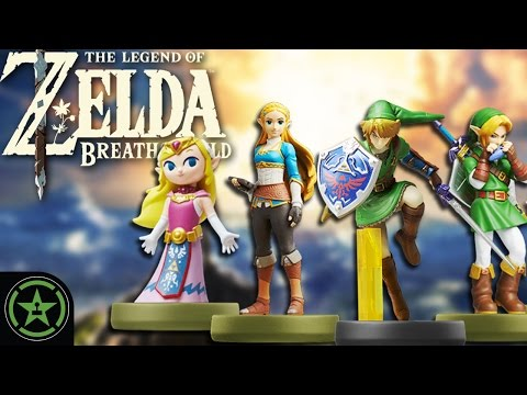 Zelda: Breath of the Wild - ALL Amiibo Unlocks