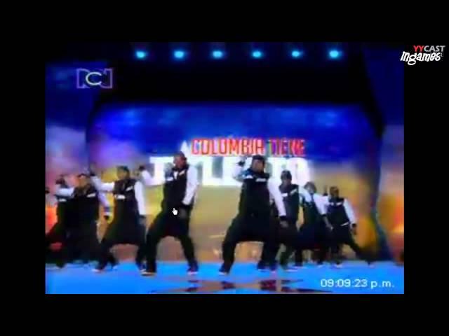 Colombia Tiene Talento - Grupo ABC (Baile)