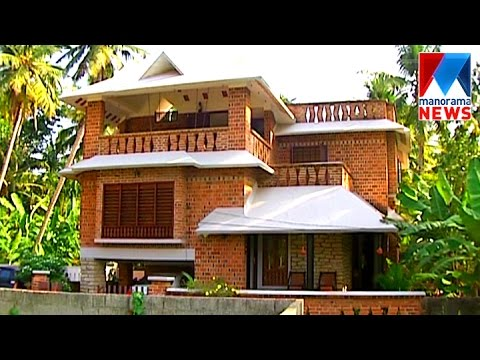 Low cost house veedu manorama news youtube for Low cost kerala veedu plans