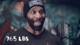 C.T. FLETCHER WHEN WORLDS COLLIDE : BIG BOY,STRENGTH CARTEL&LEROY THE MACHINE WALKER-THE CLINIC