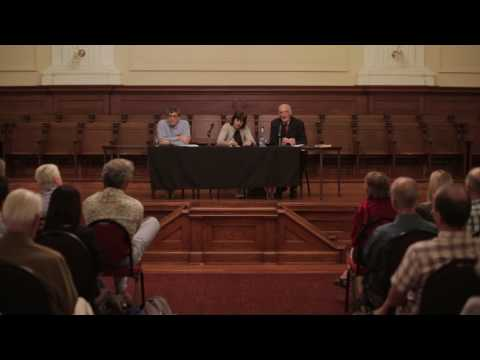 """Justice Edwin Cameron on """"The Rights of Older Persons""""   The Centre for the Book"""
