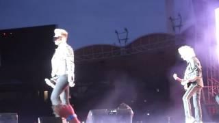 Queen + Adam Lambert - Intro + One Vision [25.05.2016, Linz, Austria]