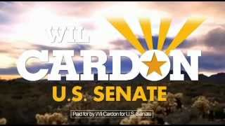 2012 Cardon Campaign Radio Ad Attacking Jeff Flake for Supporting Amnesty