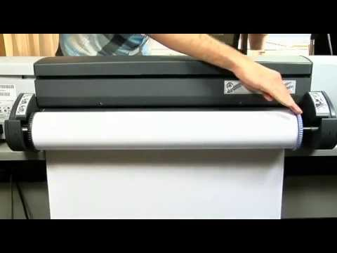 hp designjet 111 printer user guide youtube. Black Bedroom Furniture Sets. Home Design Ideas