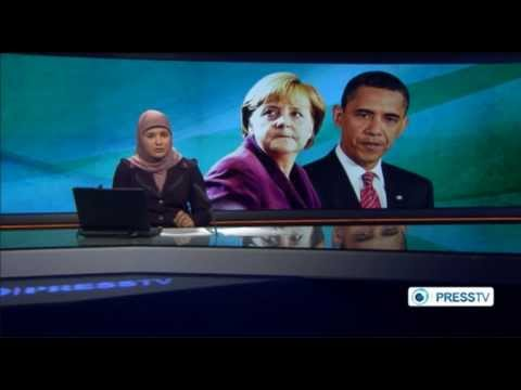 Obama, Merkel discuss Ukraine crisis  White House