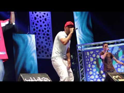 Masta Flow ft Croco Man - Number One - Mawazine 2014