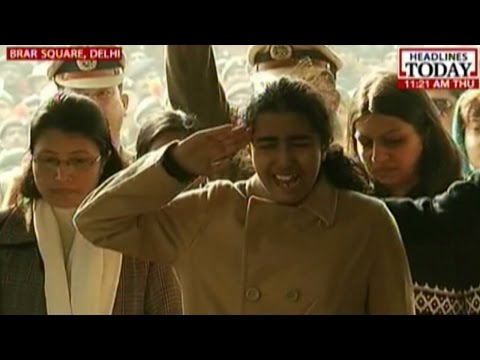 Saluting Our Martyrs: Emotional farewell to Colonel MN Rai